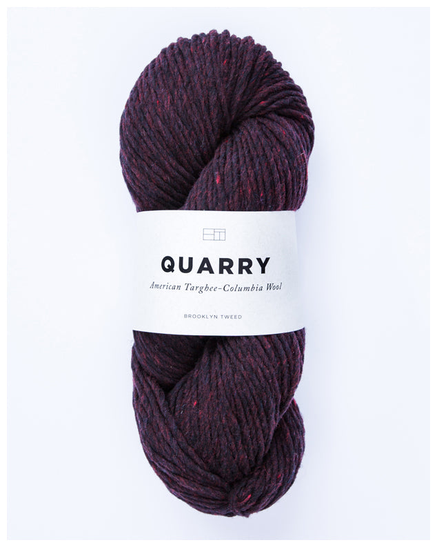 Brooklyn Tweed: QUARRY