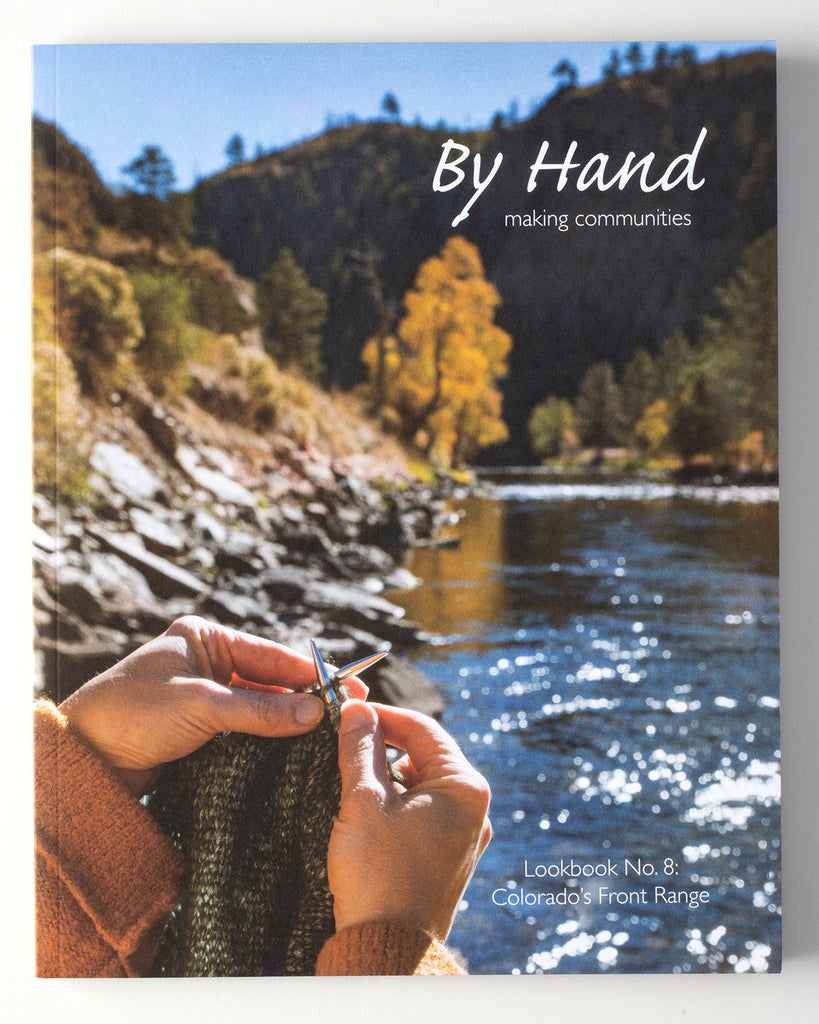 By Hand Serial - Colorado's Front Range - Lookbook No. 8