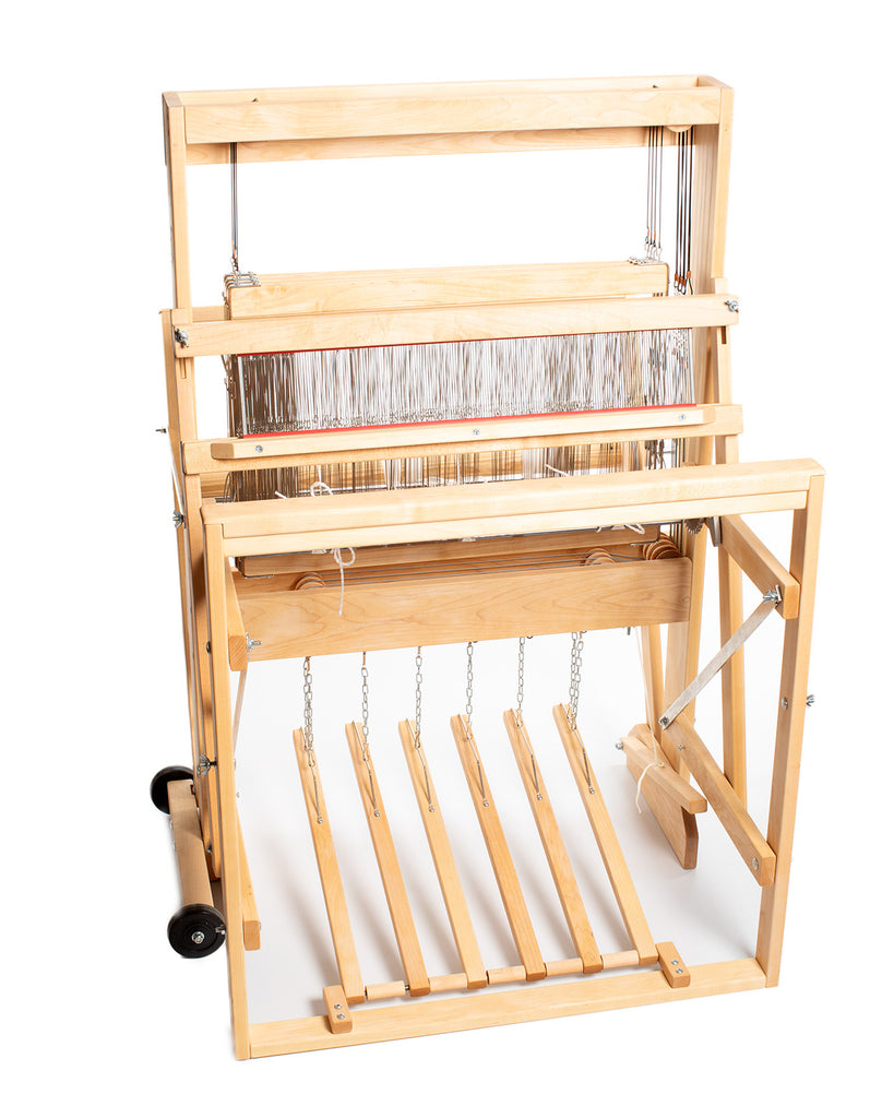 "22"" Floor Loom (4 Harness/6 Treadle)"
