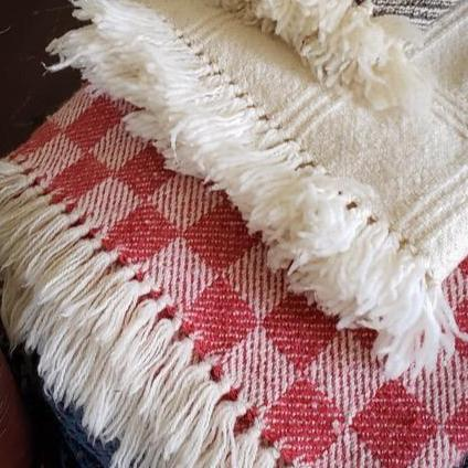 Different Stripes: Design and Weave a Blanket with Peggy Hart (4/20-4/24)