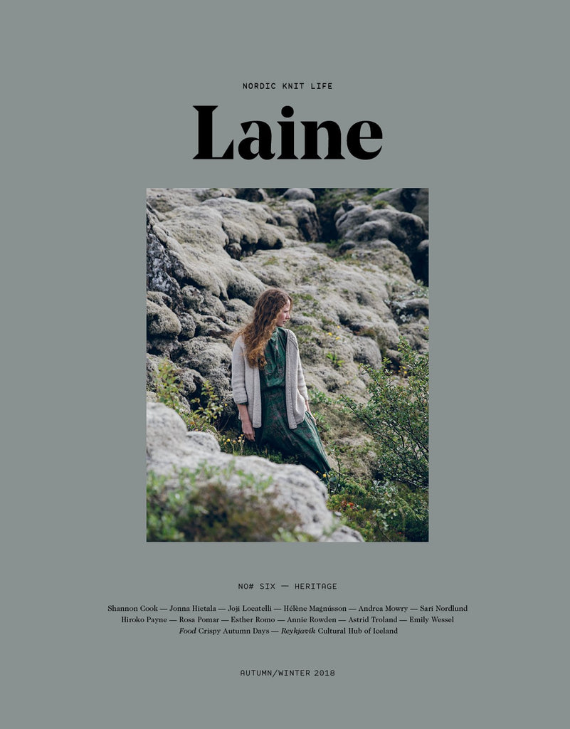 Laine Magazine No. 6