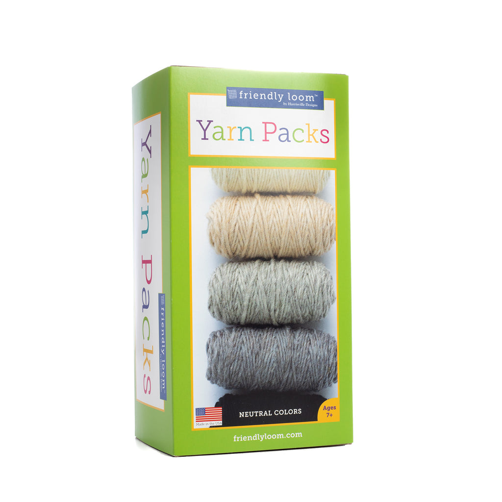Neutral Yarn Pack