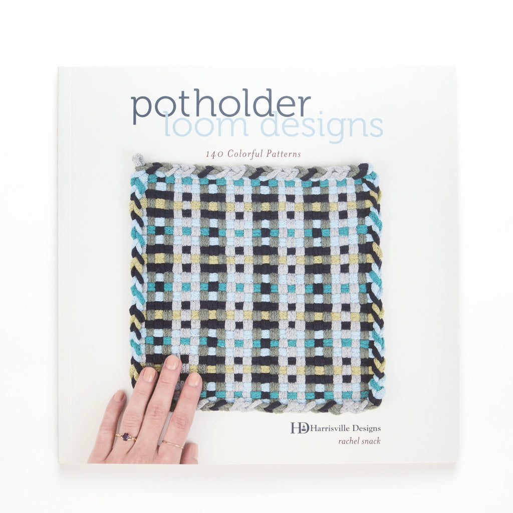 Potholder Loom Designs Book
