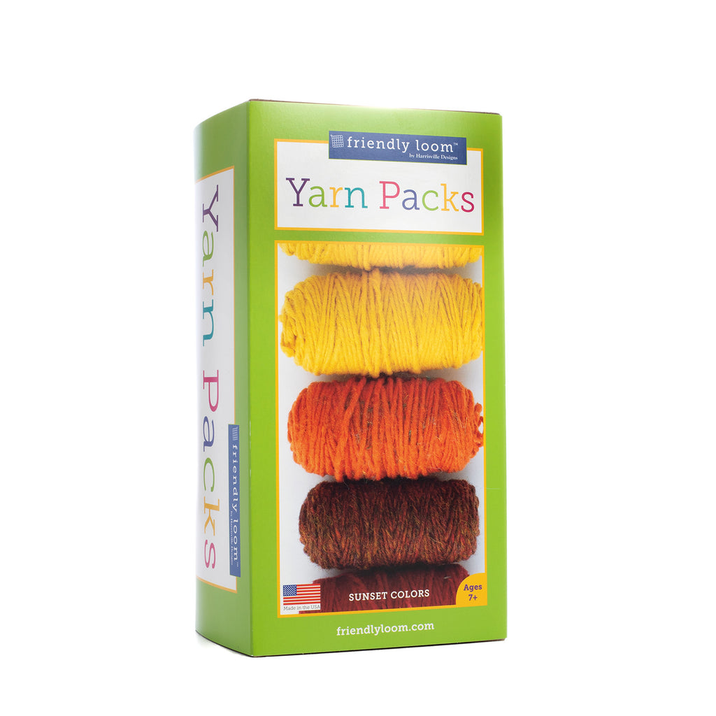 Sunset Yarn Pack