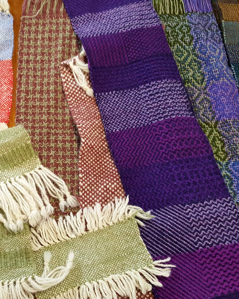 Beginning Weaving and Beyond with Tom Jipson (8/10-8/14)