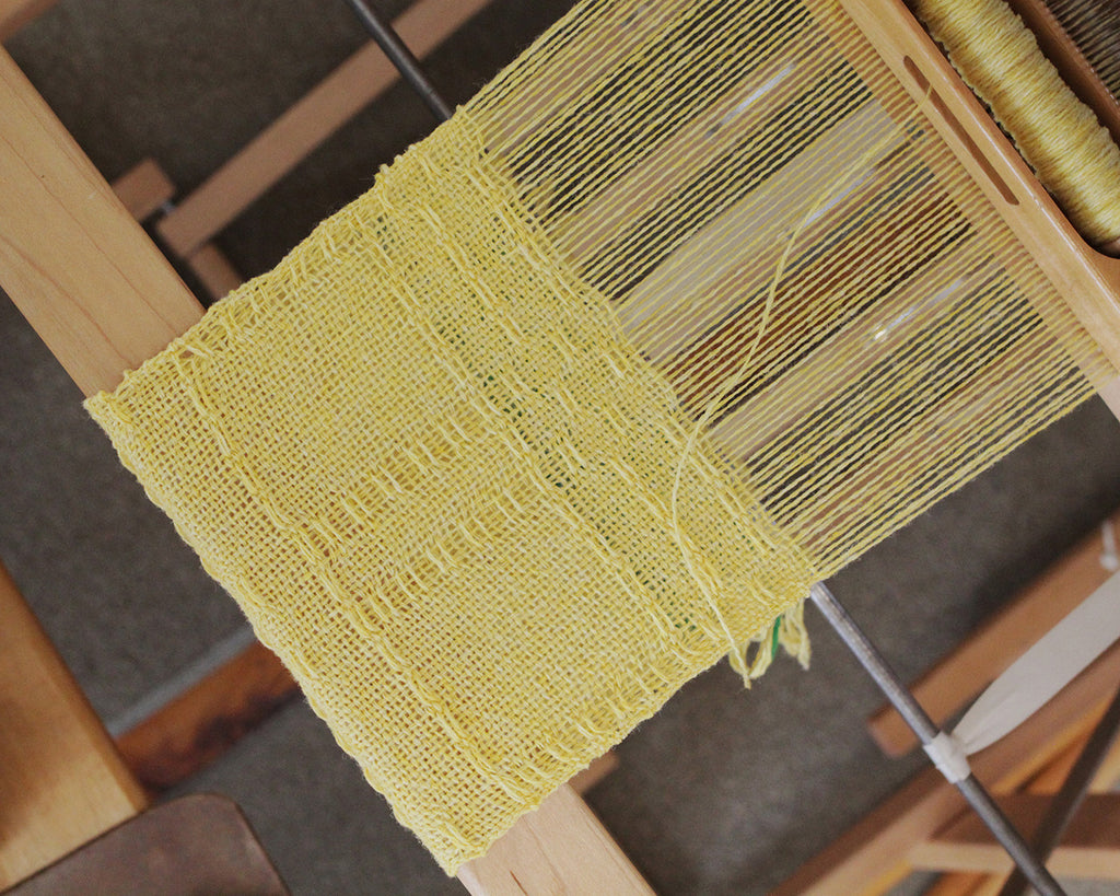 Beginning Weaving and Beyond with Tom Jipson (9/7-9/11)