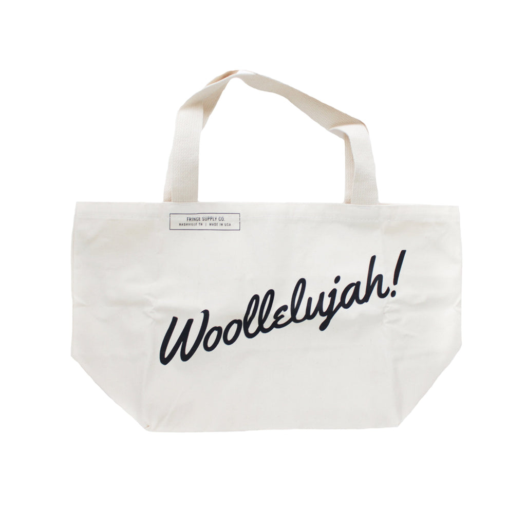 Fringe Supply - Woollelujah! Tote Bag