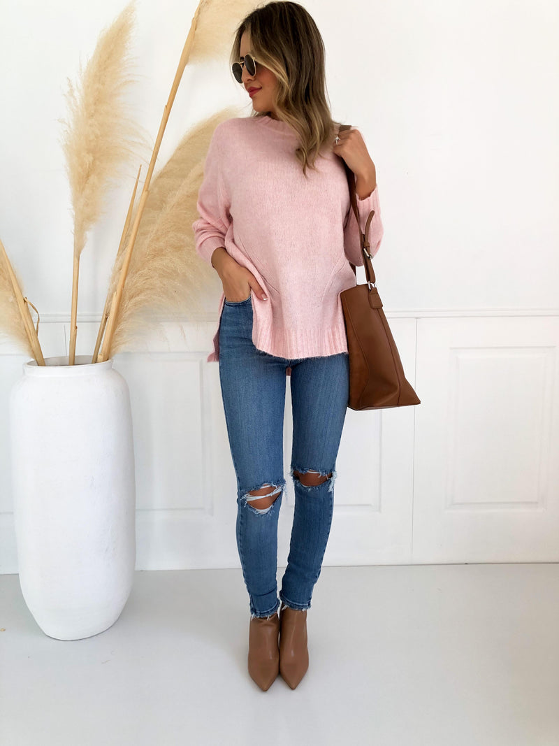 Pia Knit - Pink