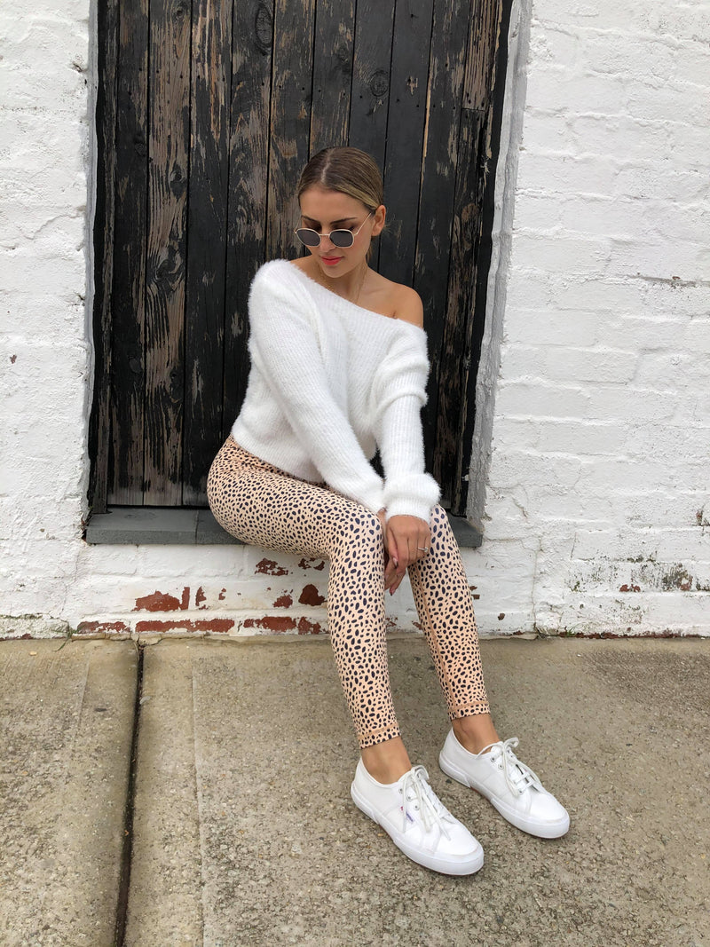 CHEETAH KAVALA LEGGING