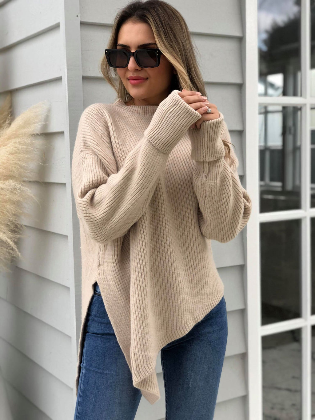 Gerrie Knit Jumper