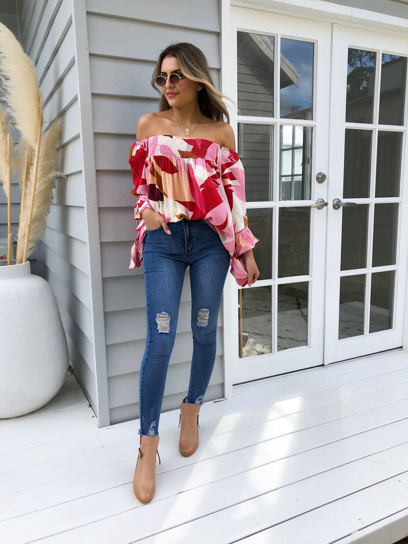 Frankie Blouse -  restocking 6th Aug