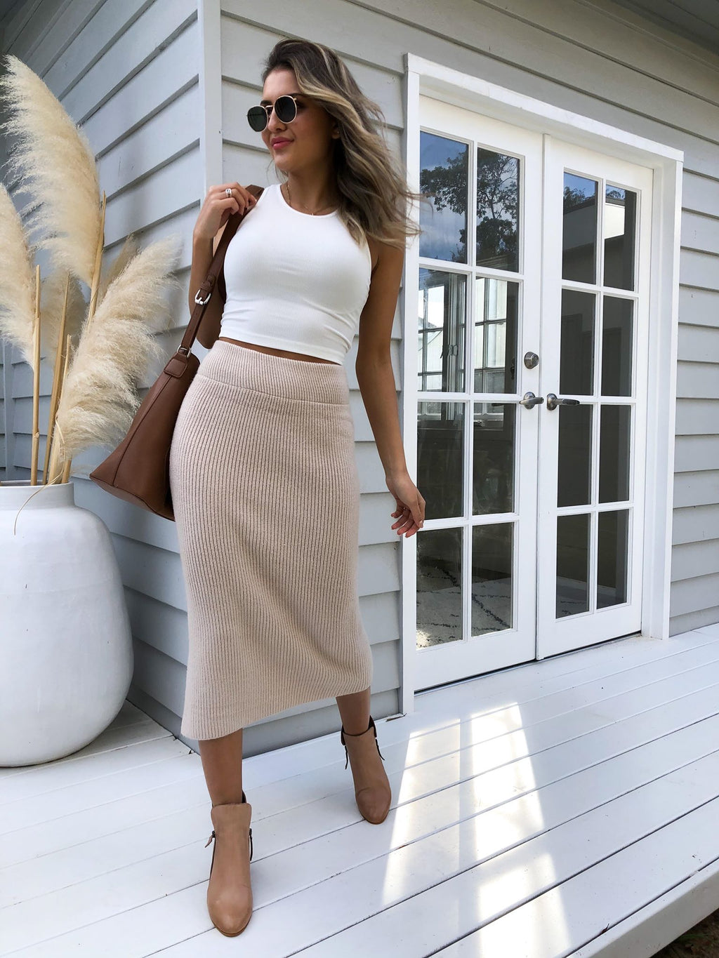 Gerrie Knit Skirt