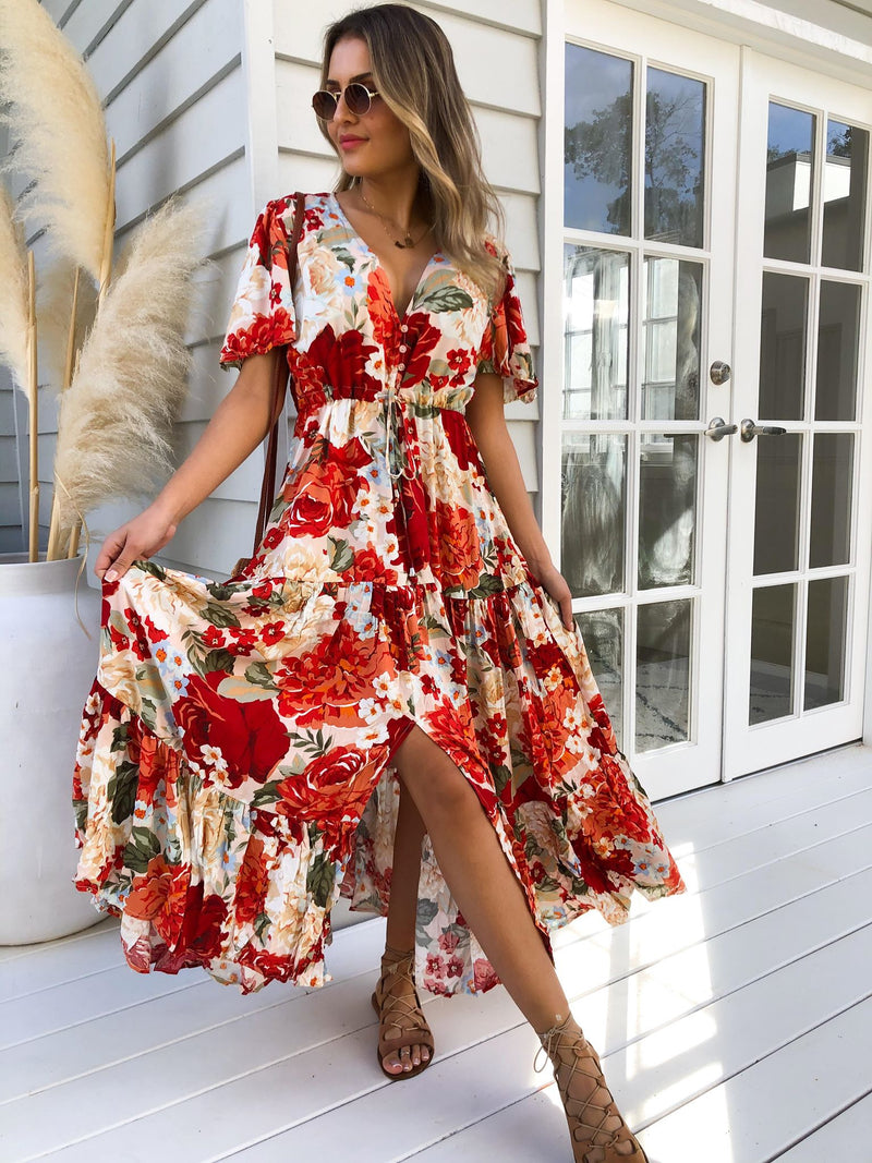 Loretta Maxi Dress