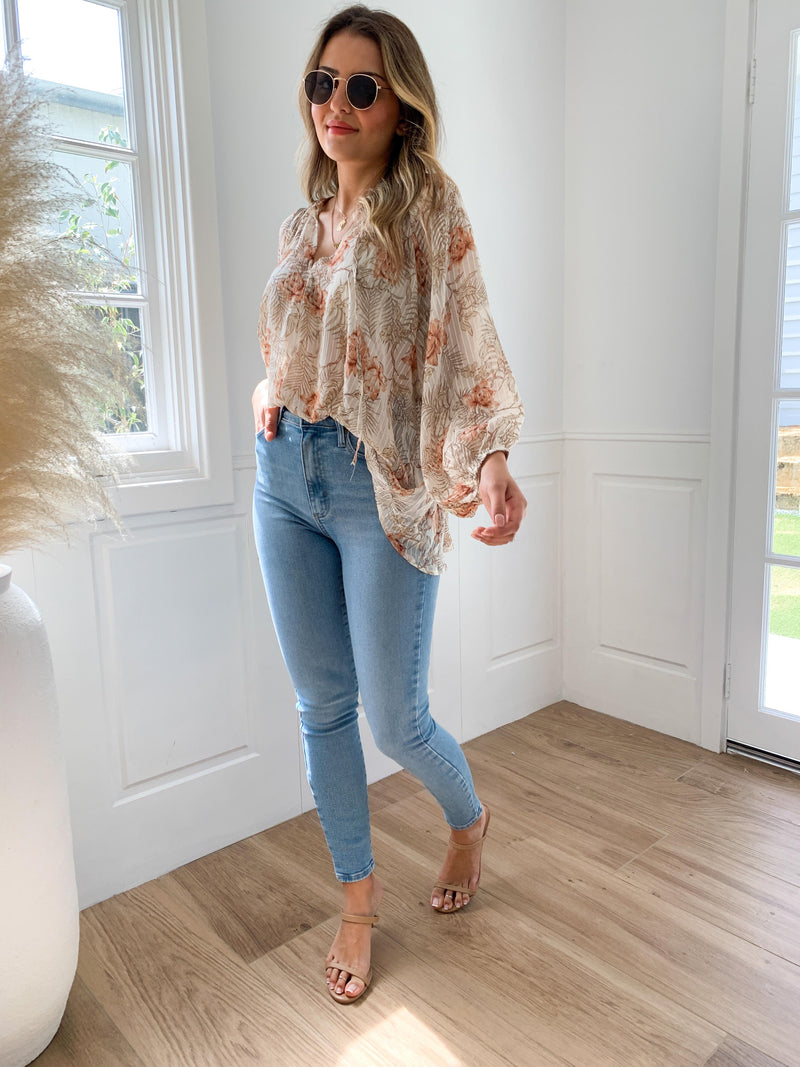 Pearly Blouse