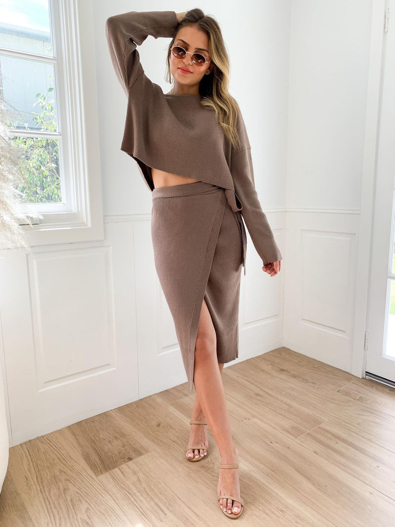 Cece Knit Skirt