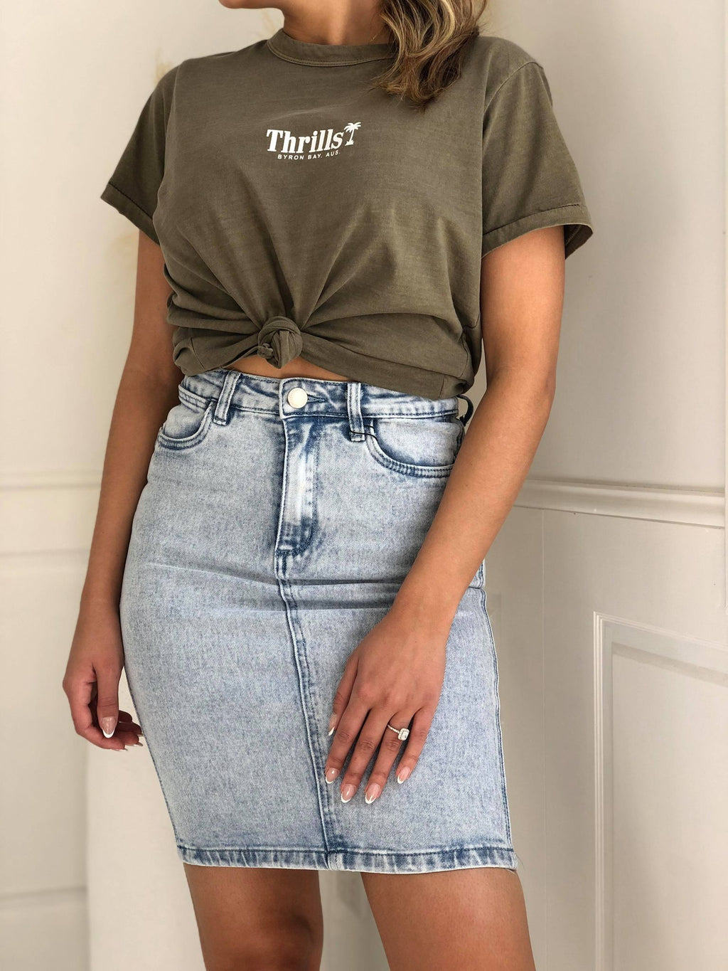 Palm of Thrills Relaxed Tee