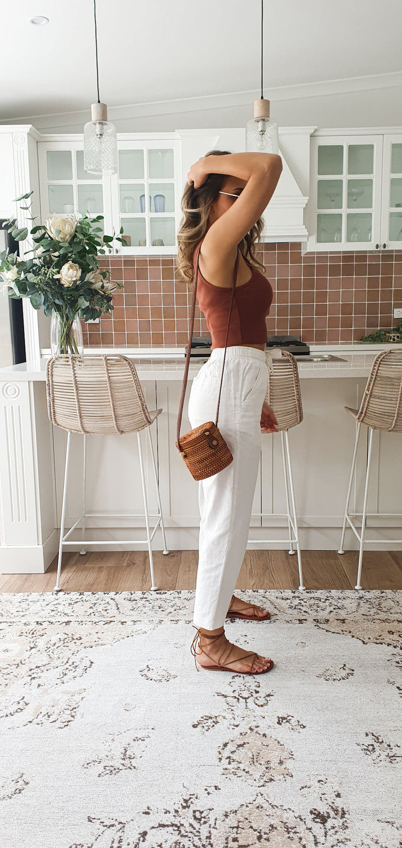 Nude Classic Pant