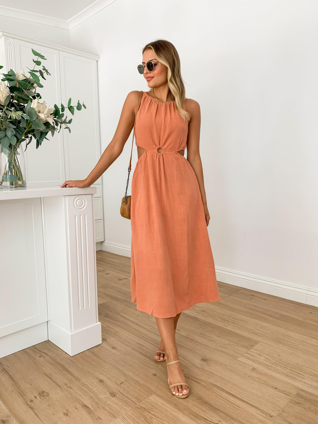 Peaceful Bay Dress