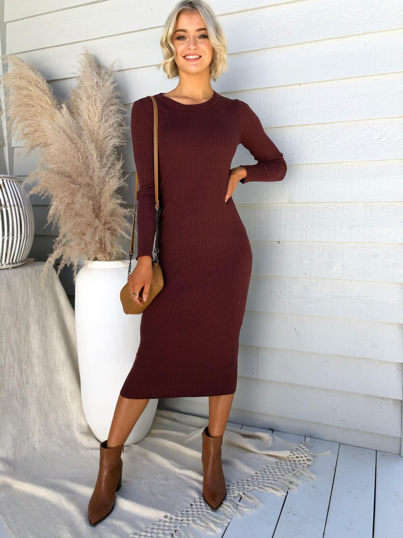 Peyton Long Sleeve Dress
