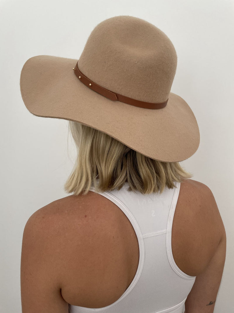 Byron Hat - Cream