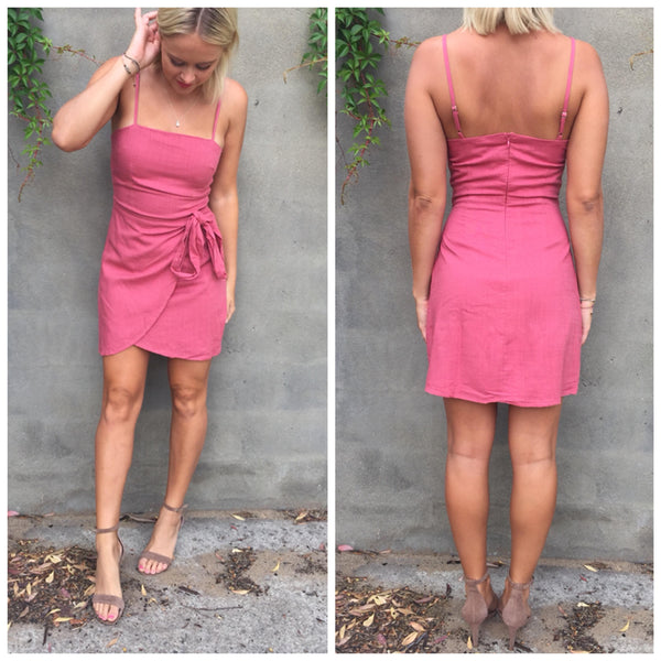 New Mexico Dress - Pink