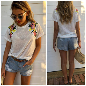 Lucy Denim Short