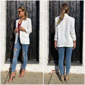 Miranda Jacket - White