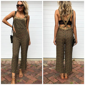 Sunset Drive Jumpsuit