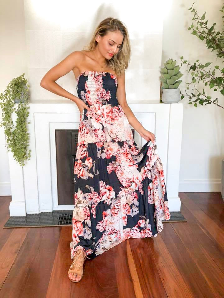 Lily Rose Maxi Dress