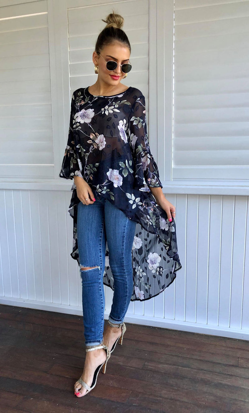 Blossom Day Blouse
