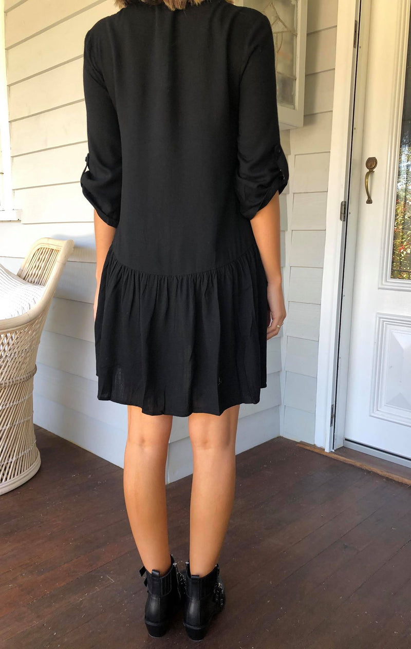 Imprez Dress - Black