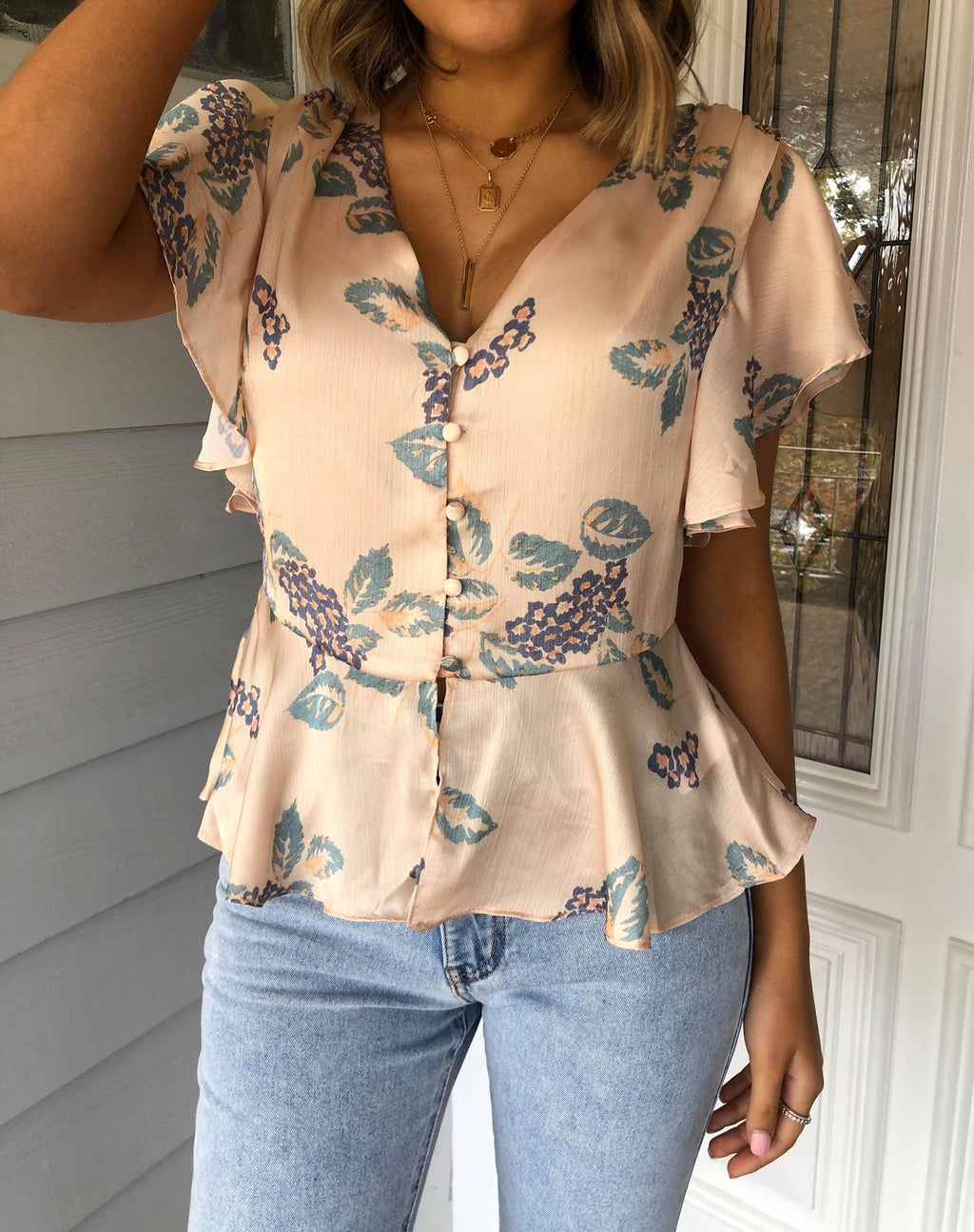Aspire Blouse