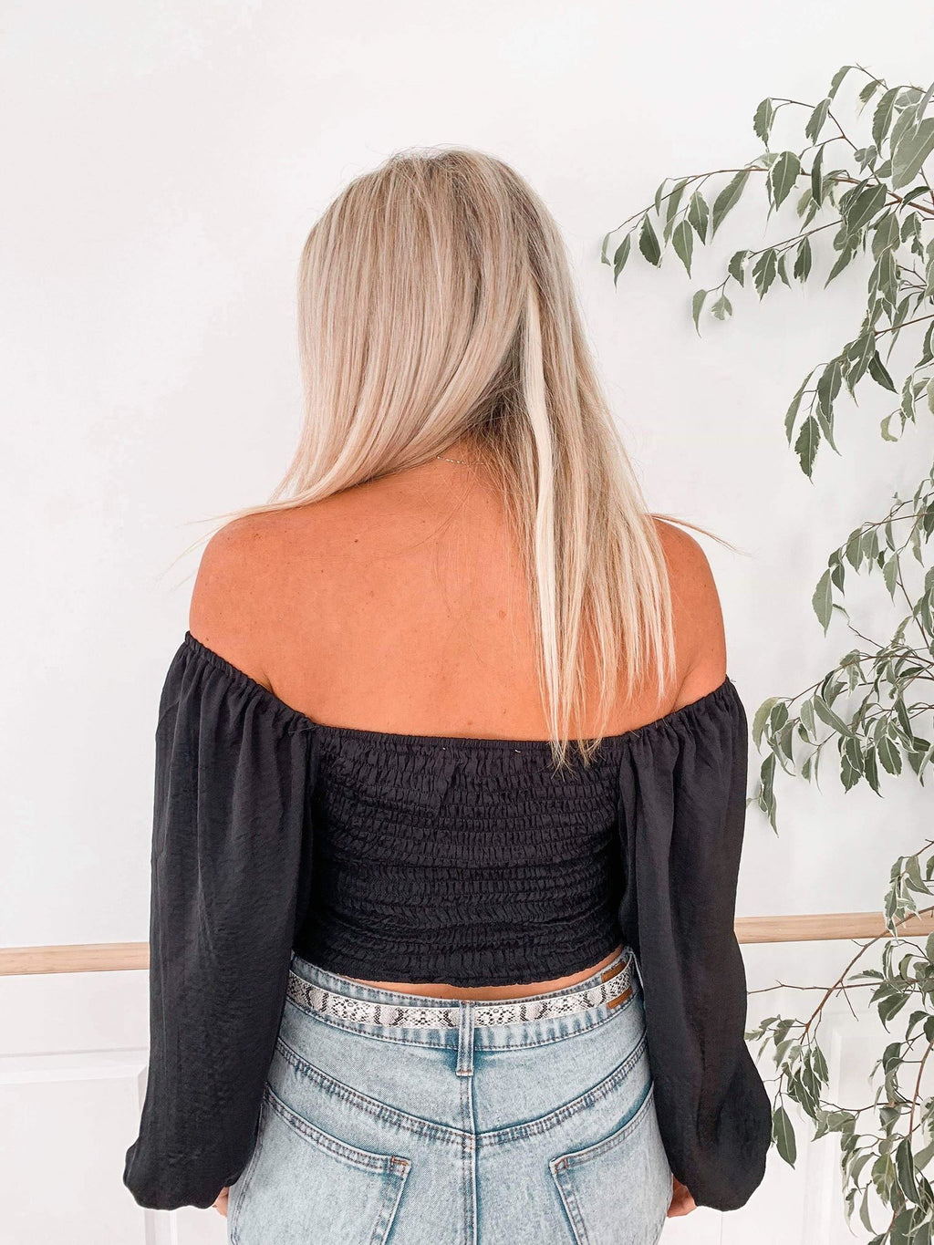 Emilie Top - Black