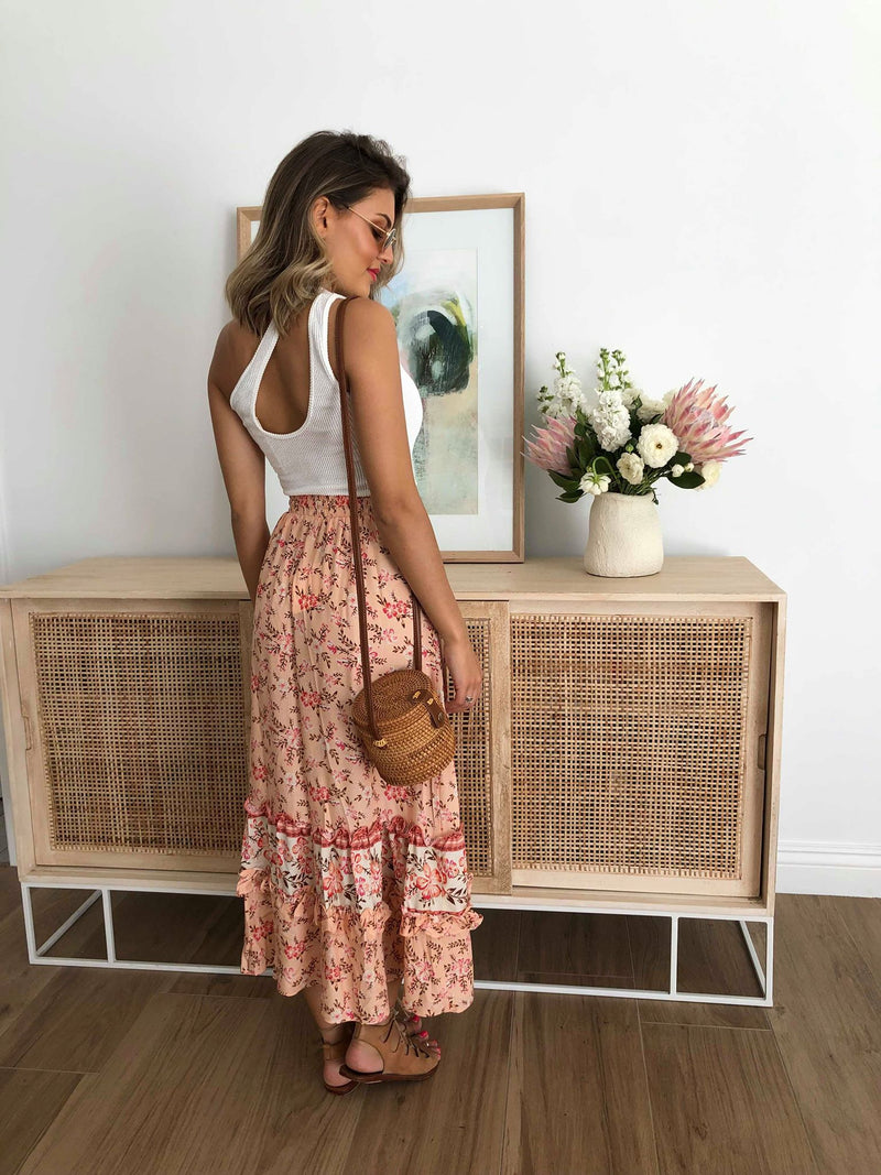 Jennifer Maxi skirt