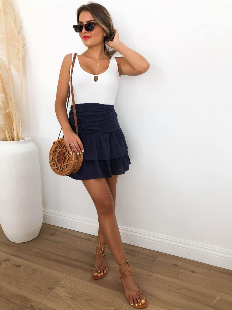 Heleena Mini Skirt