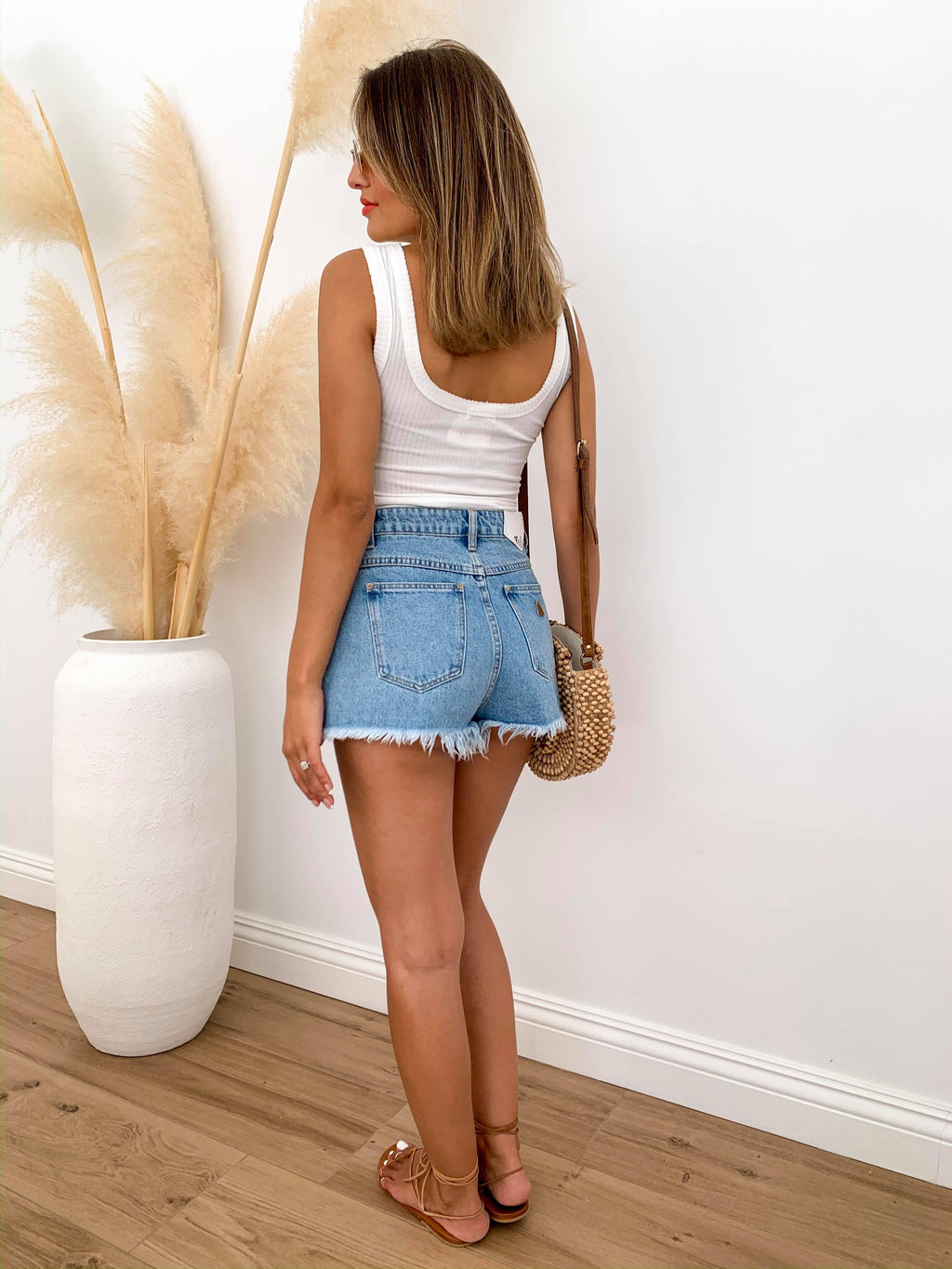High Relaxed Short - Esmeralda