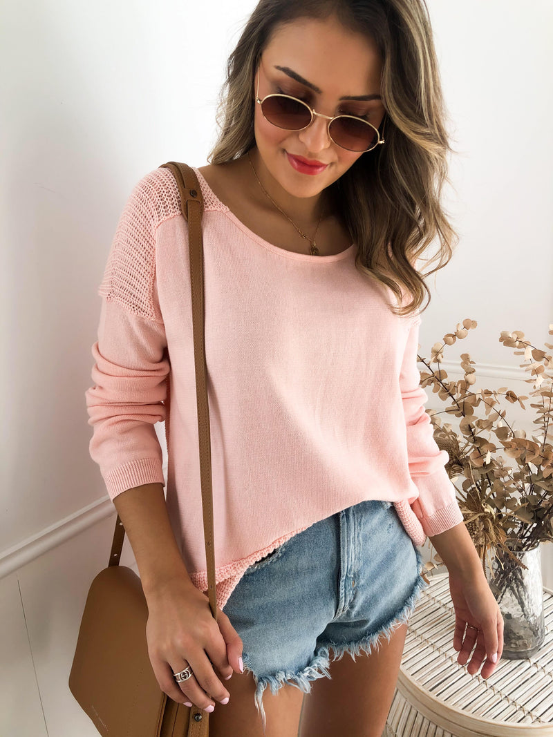 Lolo Jumper - Pink