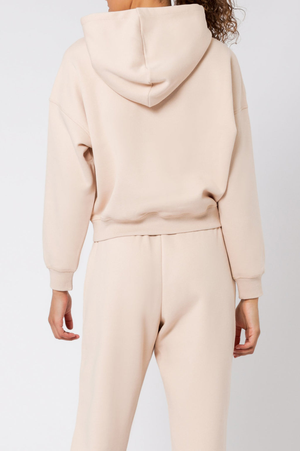 Carter Classic Hoodie - Blush