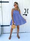 Ginger Dress - Navy