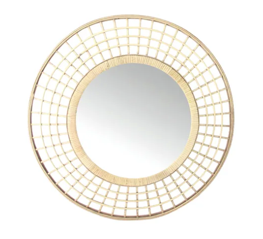 Briggs Bamboo Mirror - collect Gateways