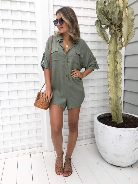 Bettina Playsuit