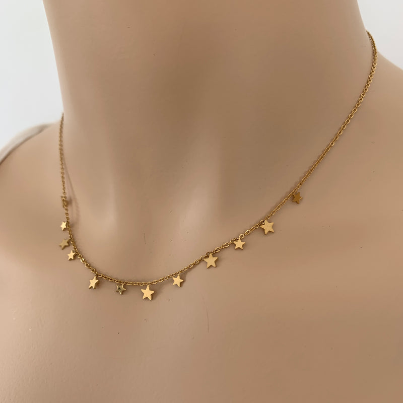 Star Charmer Necklace