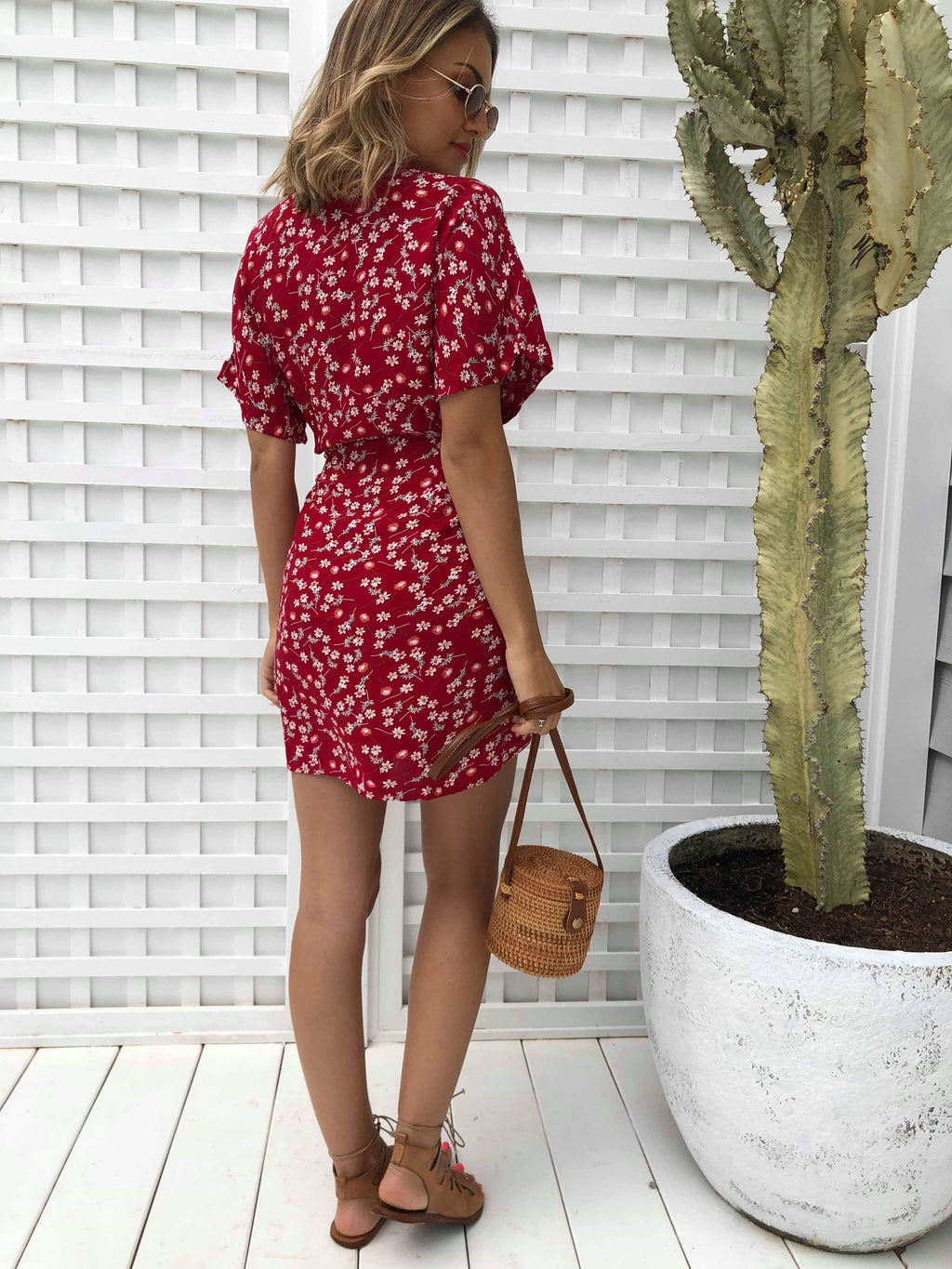 Poppy Moore Dress