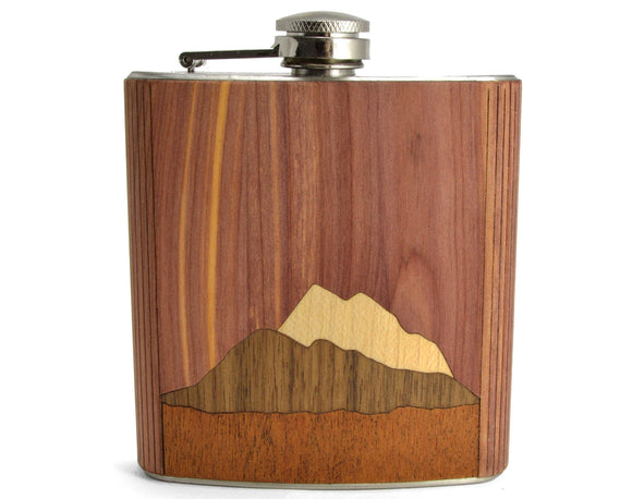 Mountains Flask - Autumn Summer Co.