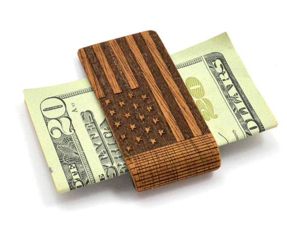Flag  Money Clip  - Autumn Summer Co.