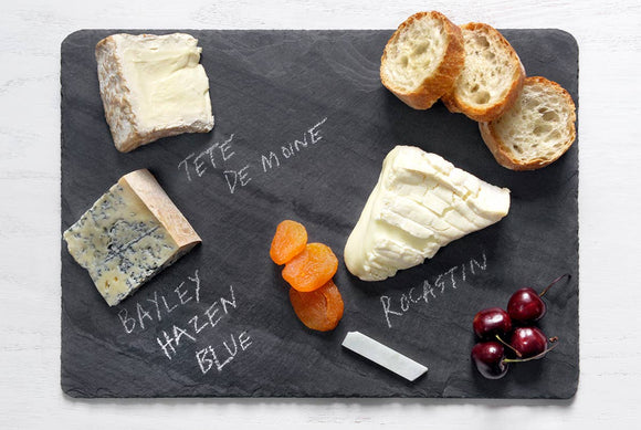 Slate Cheese Board (10'' x 14'') - Brooklyn Slate Company