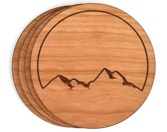 Coasters Mountains - Autumn Summer Co.