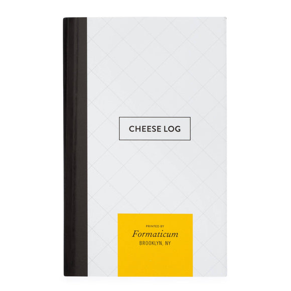 Formaticum - Cheese Log - Pocket Notebook