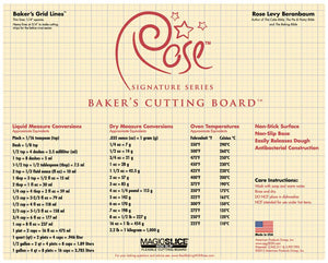 "American Products Group, Inc - Rose's Baker's 12"" x 15"" Magic Slice Flexible Cutting Board"