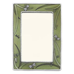Green Dragonfly Frame 4x6